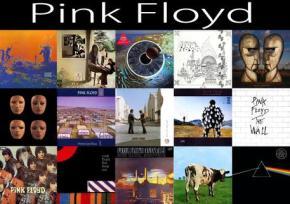 Pink Floyd, gli album