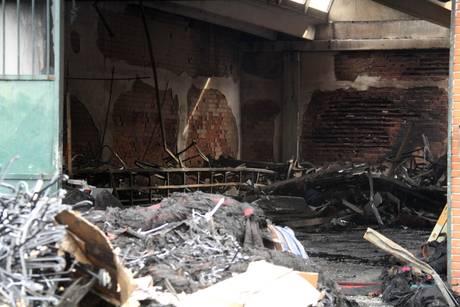 Incendio fabbrica: inchiesta, omicidio e disastro colposo