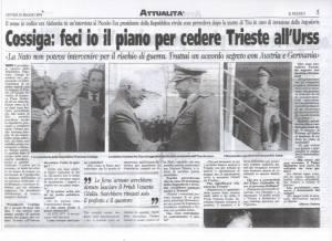 """""""QUANTI ITALIANI CONOSCEVANO IL """"PIANO ALABARDA""""?"""