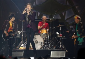 GERMANY-ENTERTAINMENT-MUSIC-ROLLING STONES