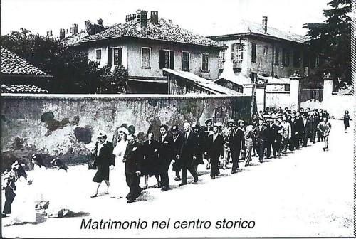 3 - Cesano Boscone - matrimonio nel centro storico