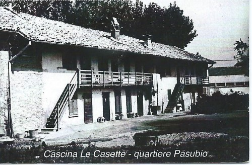 4 - Cesano Boscone - Cascina le casette - Quartiere Pasubio
