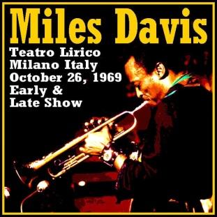 Miles Davis - Teatro lirico 1969