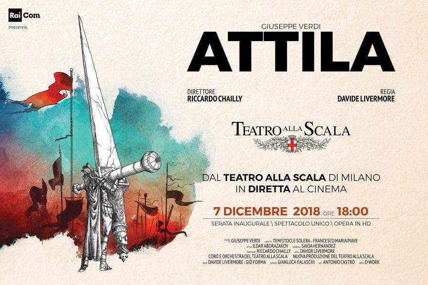 Attila conquista la Scala diMilano: