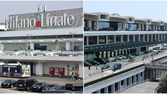 Malpensa si prepara alla chiusura di Linate: cantieri al terminal 1 per l'affluenza straordinaria diviaggiatori