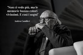 Addio ad AndreaCamilleri