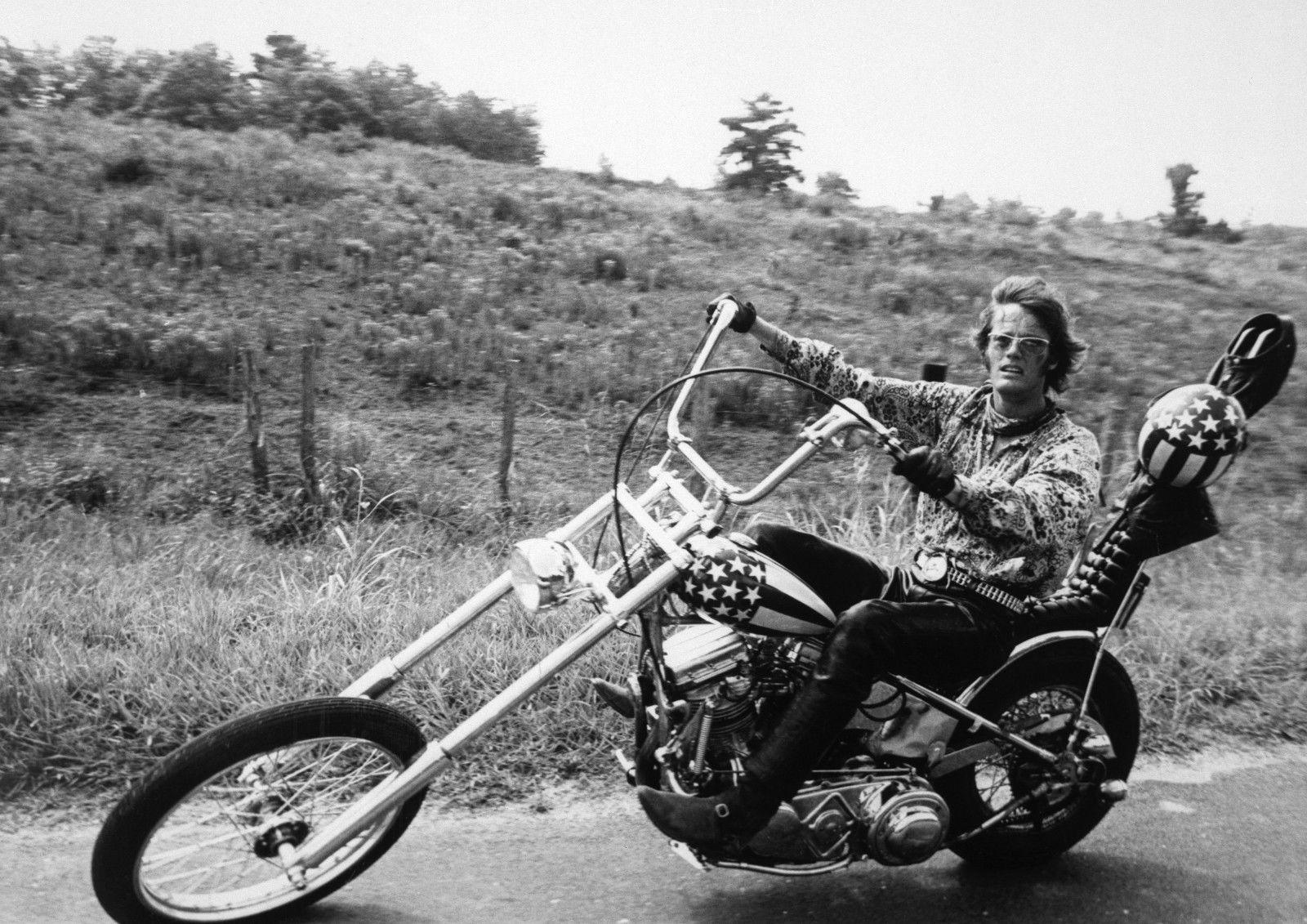 peter-fonda-in-easy-rider-art-silk-stampa