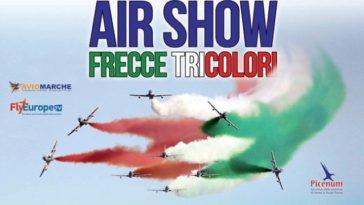 Air Show a Linate, spettacolo delle Frecce Tricolori a Milano il 12 e 13ottobre