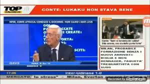 """L'opinionista in tv: """"Come fermare Lukaku? Con diecibanane"""""""