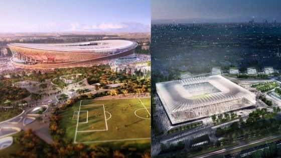 San Siro, Milan e Inter convincono lapolitica: