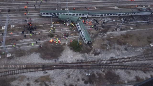 Milano, la ricostruzione animata in 3D del disastro ferroviario diPioltello
