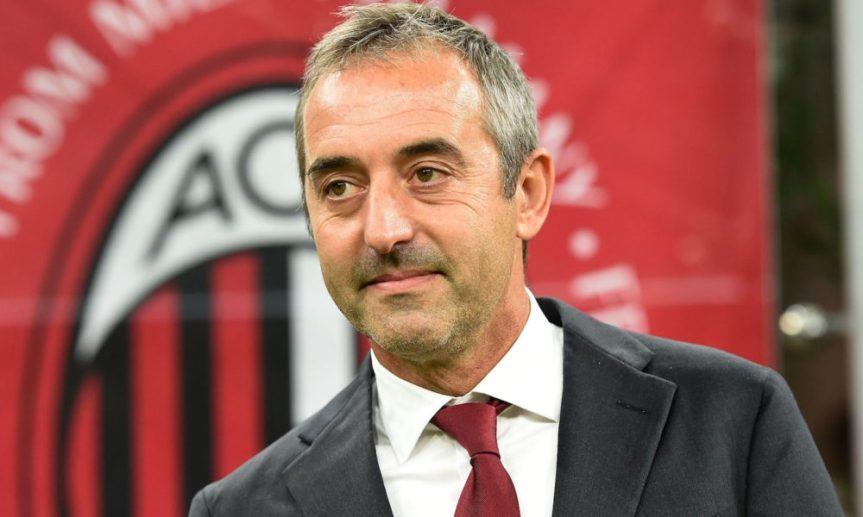 """Di Marzio: """"Milan, comunicato l'esonero aGiampaolo"""""""