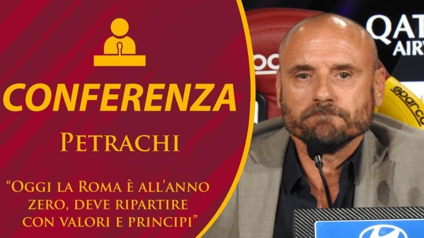 Roma: indagine Figc suPetrachi