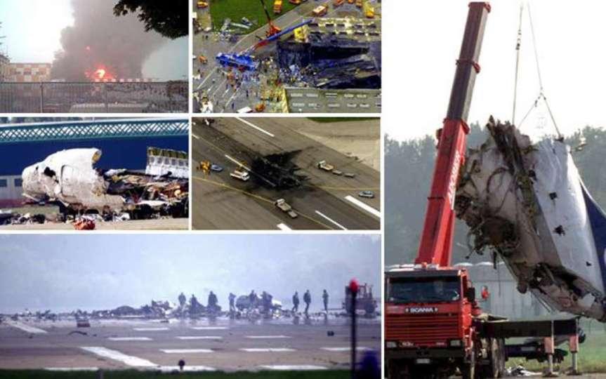 Diciotto anni fa la strage di Linate: 118 morti nell'incidente aereo