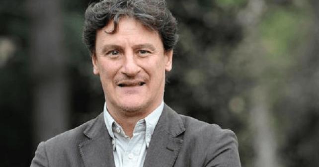 Giorgio Tirabassi colpito damalore