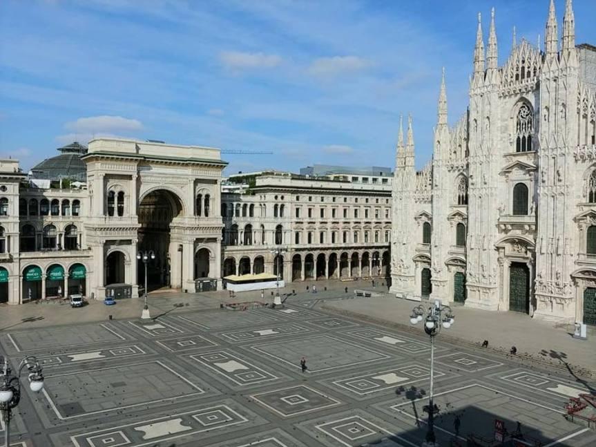 Coronavirus, Milano lancia il piano per la ripartenza: zone 30 km/h e più spazi per i tavolini deibar