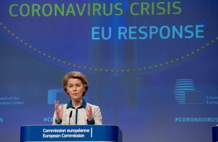 """Coronavirus, Von der Leyen: """"Giusto che l'Ue si scusi con l'Italia. Ora l'Europa c'è"""""""