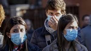 Coronavirus, le mascherine riducono di 36 volte latrasmissione