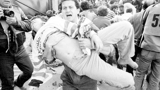 Il ricordo della notte maledetta: il 29 maggio1985