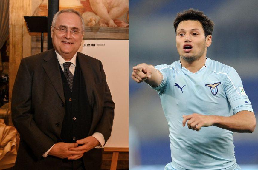 Lazio, pagamento ingaggio Zarate: Procura Figc mette sotto inchiesta Lotito e ilgiocatore