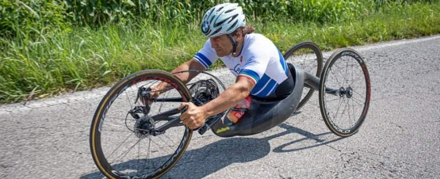 Alex Zanardi travolto in handbike: grave incidente in una strada provinciale aPienza