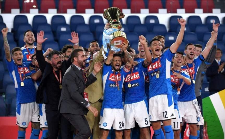 Coppa Italia, Napoli-Juventus 4-2 airigori