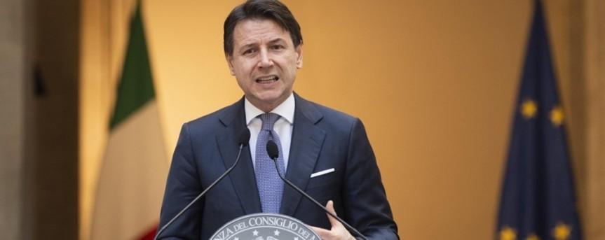 Fase 3, la conferenza stampa del presidente del Consiglio GiuseppeConte