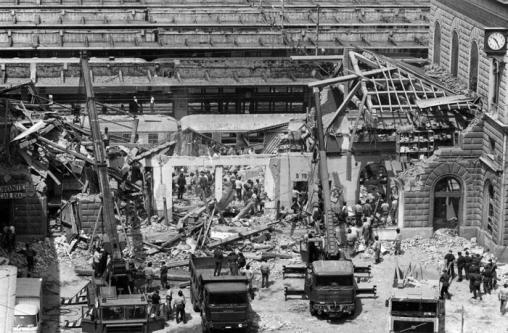 STRAGE DI BOLOGNA 2 AGOSTO 1980, QUEL SABATO DI ORRORE