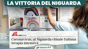 Coronavirus, chiude l'ultima terapia intensiva del Niguarda:….