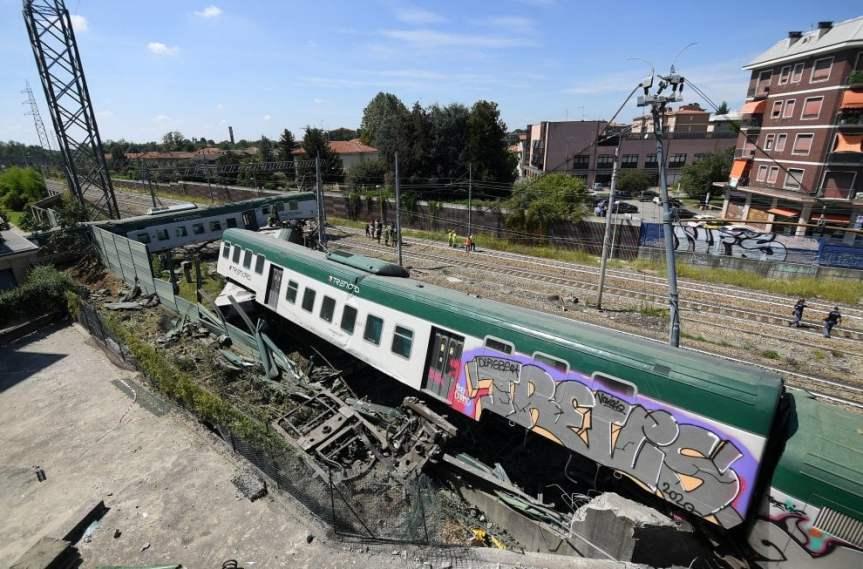 Il treno deragliato a Carnate ha viaggiato per 10 chilometri senza il macchinista sceso per una pausa. Trecontusi