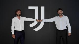 Juventus, è Andrea Pirlo il nuovoallenatore