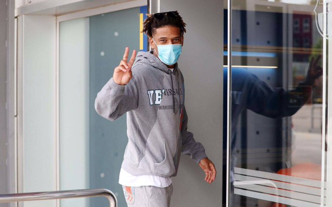 Coronavirus, Barcellona, Todibo: 'Io positivo, stobene'