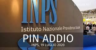 Inps, addio al Pin: da ottobre entra in scena loSpid.
