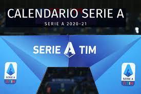 Serie A, il calendario2020/21