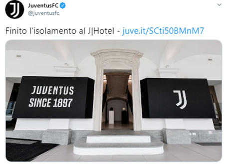 Covid: quarantena Juve, Procura Torino aprefascicolo