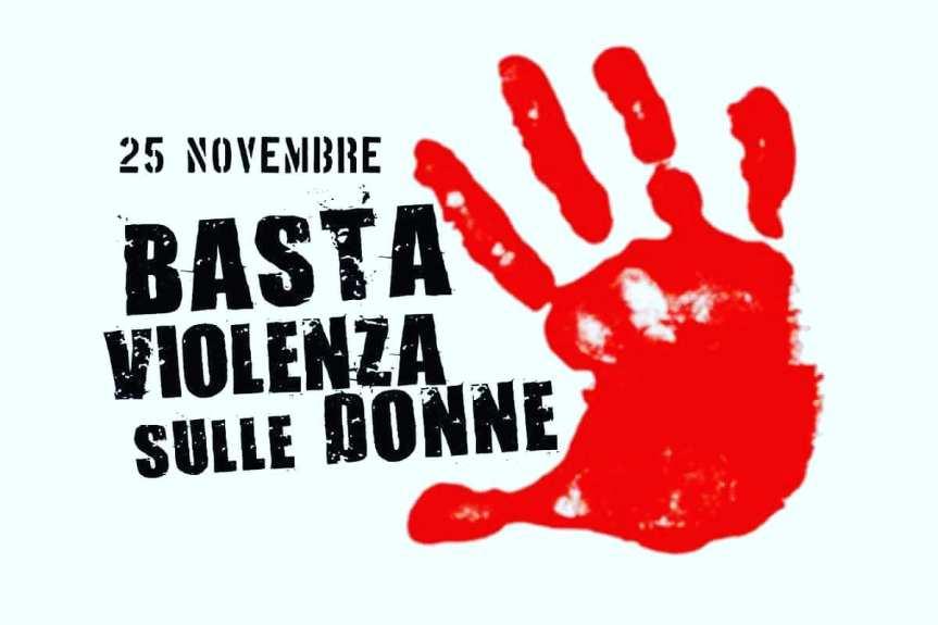 25 Novembre BASTA VIOLENZA SULLEDONNE