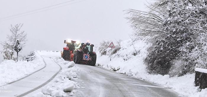 Maltempo: allerta gialla in 11 regioni. Neve alMugello