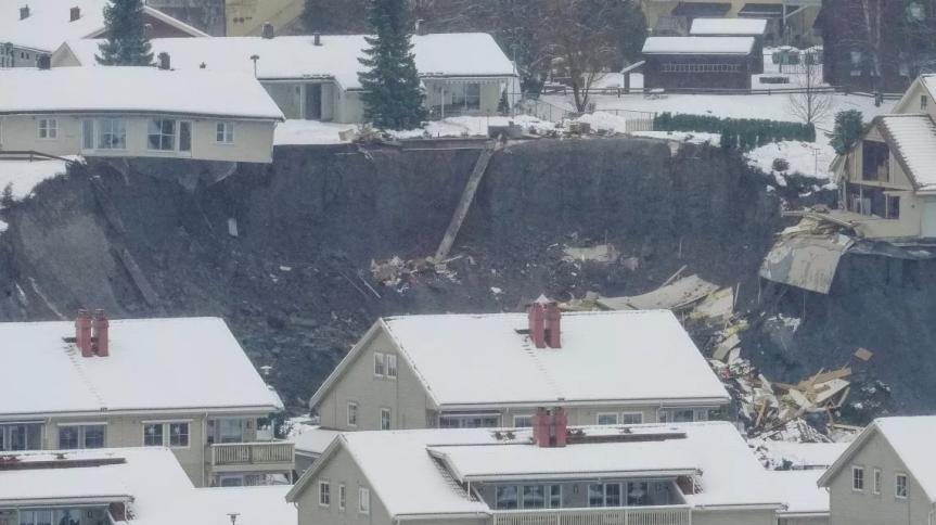 Valanga in Norvegia, sale a sette morti il bilancio dellevittime