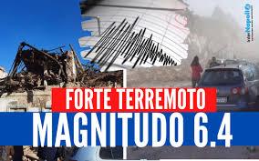 La terra trema ancora in Croazia, nuova scossa di magnitudo4.7