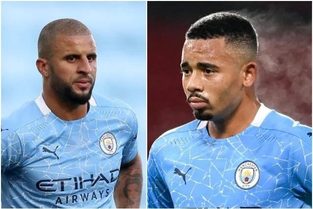 Manchester City, Gabriel Jesus e Walker positivi alCovid