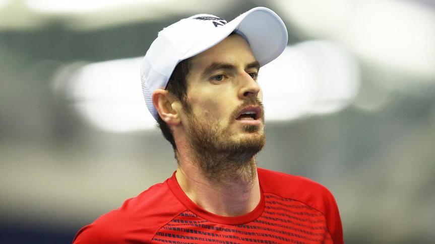 Tennis: Andy Murray positivo al Covid, niente AustralianOpen