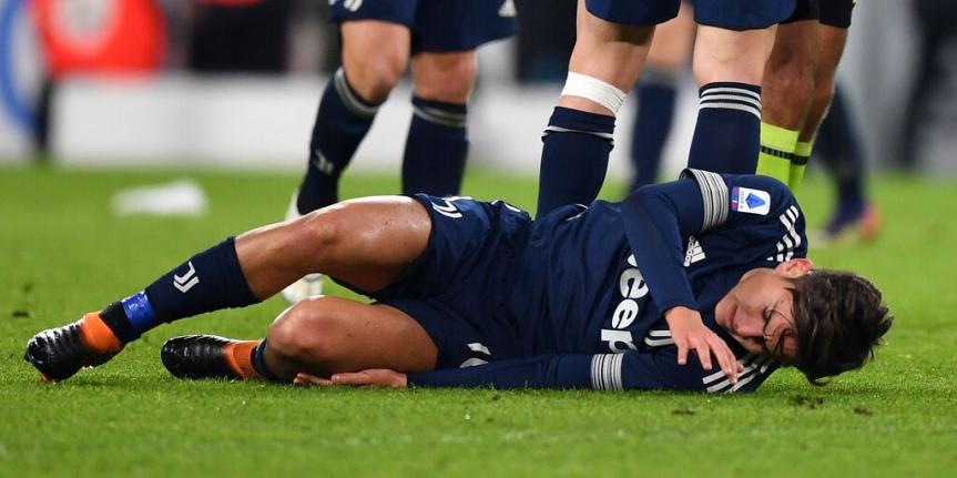 Juventus, lesione al collaterale per Dybala: salta Inter eSupercoppa