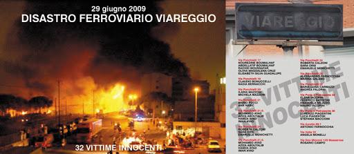Strage di Viareggio, la Cassazione dichiara prescritti gli omicidi colposi, appello bis perMoretti
