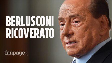 Silvio Berlusconi ancora ricoverato per accertamenti al San Raffaele diMilan