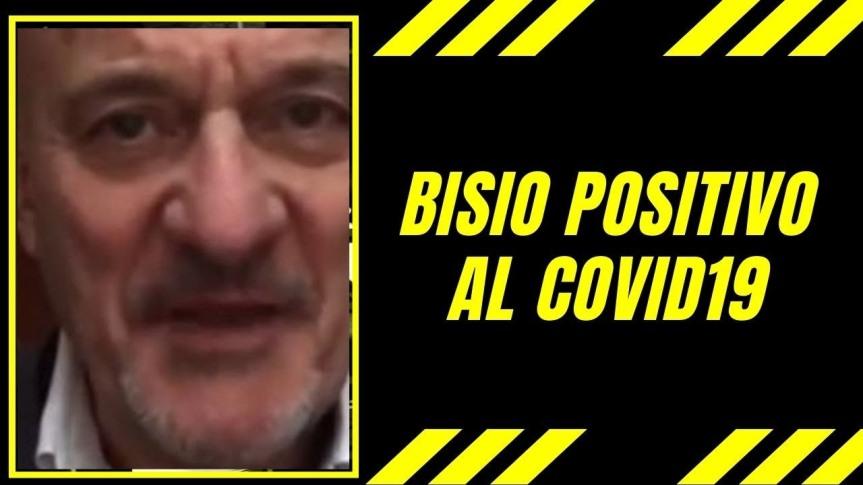 """Claudio Bisio positivo al Covid: """"Sto bene"""""""""""