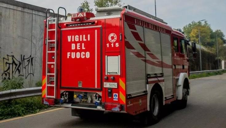 Milano, principio d'incendio all'archivio dellaScala