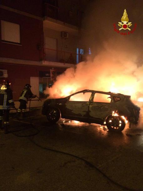 Incendi:serie di roghi notturni aMilano