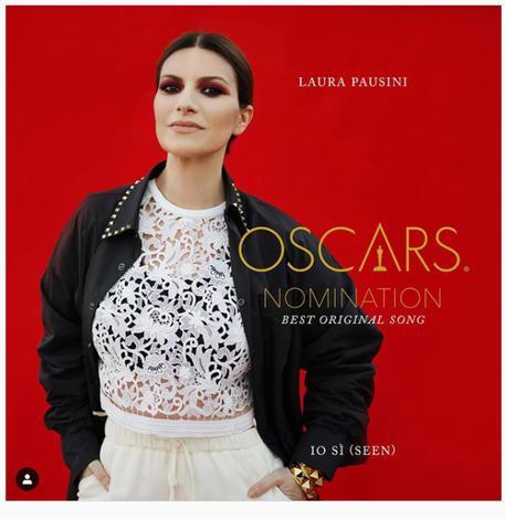 Laura Pausini, la nomination è per miopadre