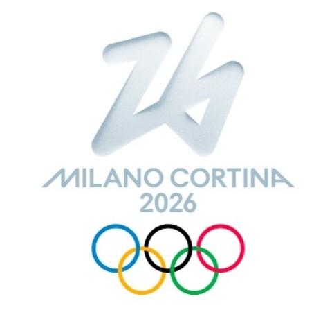 """Milano-Cortina 2026: ufficializzato il logo, sarà """"Futura"""" a rappresentare i cinquecerchi"""