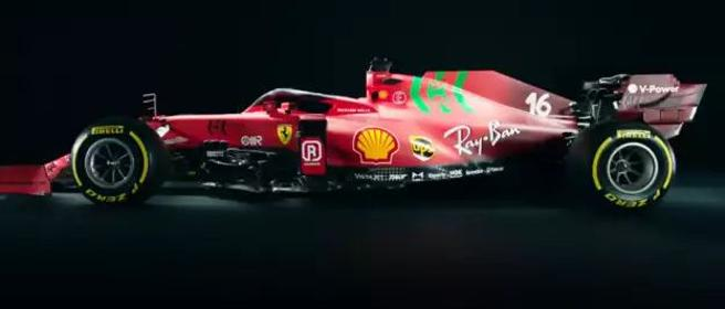 Ferrari SF21 presentazione, svelata la monoposto F1 di Leclerc eSainz